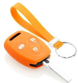 TBU car Honda Sleutel Cover - Oranje