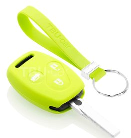 TBU car Honda Sleutel Cover - Lime groen