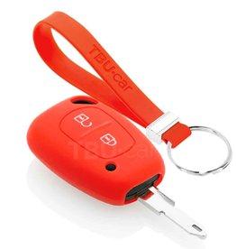 TBU car Nissan Car key cover - Red