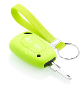TBU car Nissan Car key cover - Lime