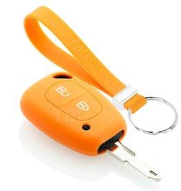 TBU car Nissan Funda Carcasa llave - Naranja