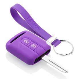TBU car Nissan Car key cover - Purple