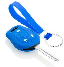 TBU car Nissan Sleutel Cover - Blauw