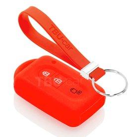 TBU car Nissan Schlüsselhülle - Rot