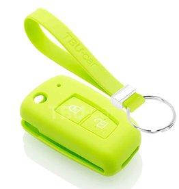 TBU car Nissan Sleutel Cover - Lime groen