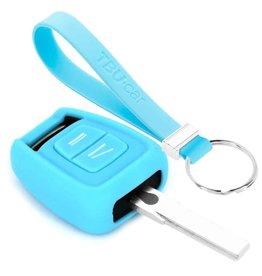 TBU car Opel Car key cover - Light blue