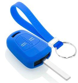 TBU car Opel Funda Carcasa llave - Azul