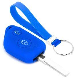 TBU car Peugeot Sleutel Cover - Blauw