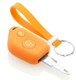 TBU car Peugeot Car key cover - Orange
