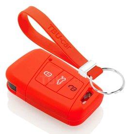 TBU car Volkswagen Funda Carcasa llave - Rojo