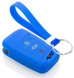 TBU car Volkswagen Schlüsselhülle - Blau