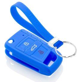 TBU car Volkswagen Sleutel Cover - Blauw