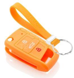 TBU car Volkswagen Sleutel Cover - Oranje
