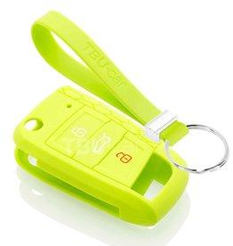 TBU car Volkswagen Funda Carcasa llave - Verde lima