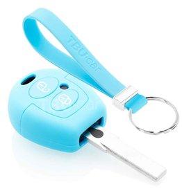 TBU car Skoda Car key cover - Light Blue