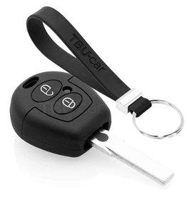 TBU car Skoda Car key cover - Black