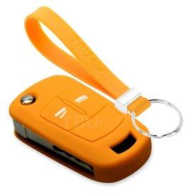 TBU car Vauxhall Sleutel Cover - Oranje