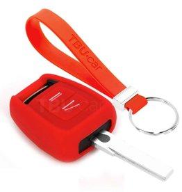 TBU car Vauxhall Funda Carcasa llave - Rojo