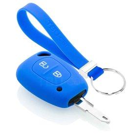 TBU car Vauxhall Funda Carcasa llave - Azul