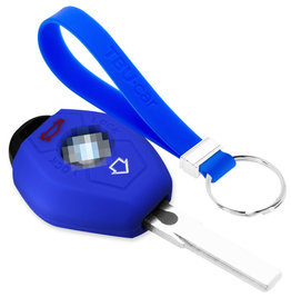 TBU car BMW Funda Carcasa llave - Azul