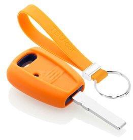 TBU car Fiat Car key cover - Orange