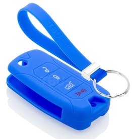 TBU car Jeep Funda Carcasa llave - Azul