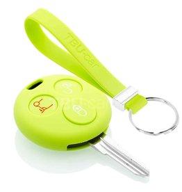 TBU car Smart Car key cover - Lime