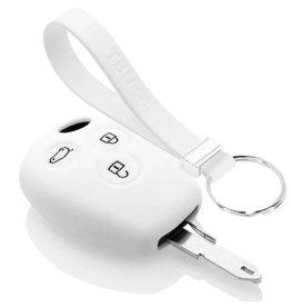 TBU car Smart Schlüsselhülle - Weiß