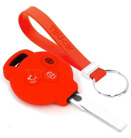 TBU car Smart Schlüsselhülle - Rot