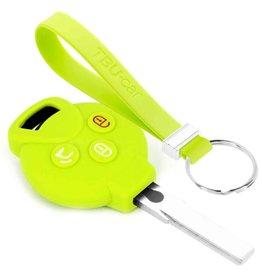 TBU car Smart Funda Carcasa llave - Verde lima