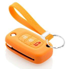 TBU car Smart Funda Carcasa llave - Naranja