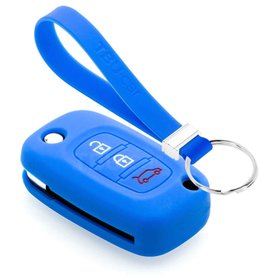 TBU car Smart Funda Carcasa llave - Azul