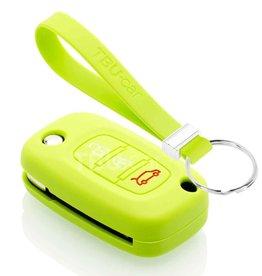 TBU car Smart Sleutel Cover - Lime groen