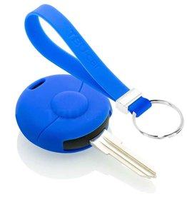 TBU car Smart Car key cover - Blue