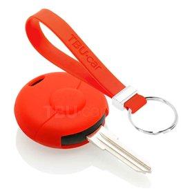 TBU car Smart Car key cover - Red