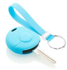 TBU car Smart Car key cover - Light Blue