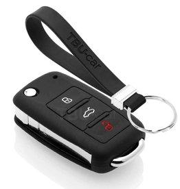 TBU car Volkswagen Car key cover - Black