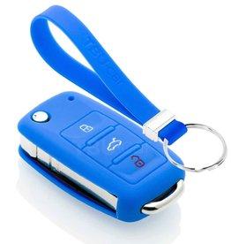 TBU car Audi Sleutel Cover - Blauw