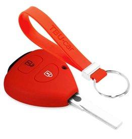 TBU car Toyota Schlüsselhülle - Rot