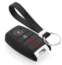 TBU car Hyundai Car key cover - Black