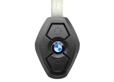 BMW - Llave estándar modelo A