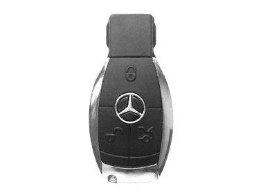 Mercedes - Clé intelligente Modèle B