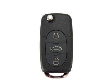 Audi Schlüsselcover - Klappschlüssel Modell A