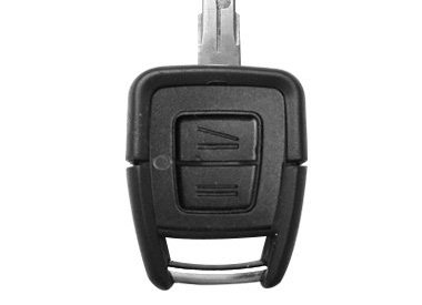 Opel - Chave padrão modelo D