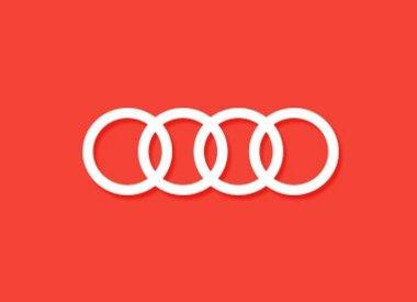 Funda llave coche Audi
