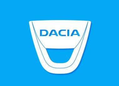 Housse de clé Dacia