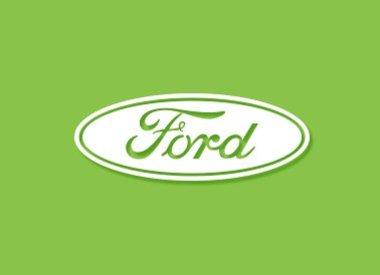 Housse de clé Ford