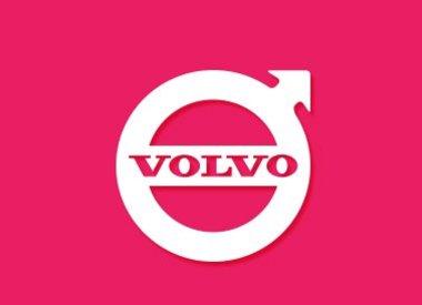 Housse de clé Volvo