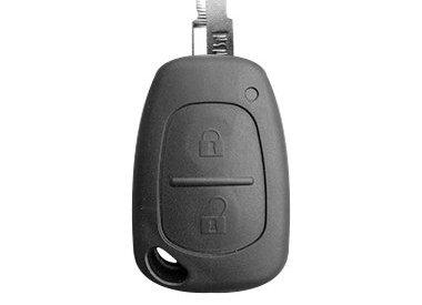 Vauxhall - Standaard sleutel model E