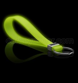Porte-clés en silicone - Glow in the Dark